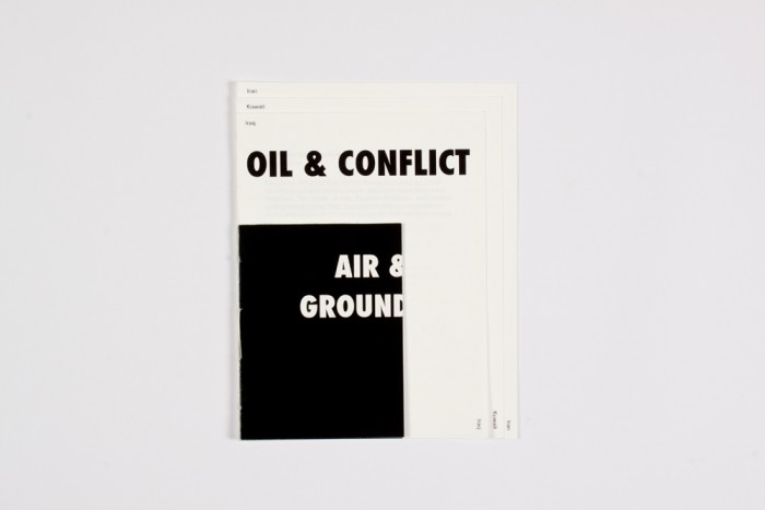 Cover Oil&Conflict / Air&Ground
